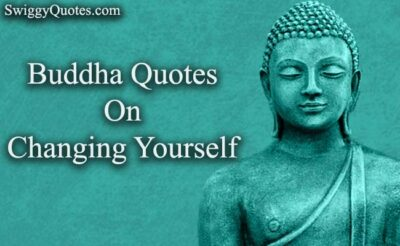 Buddha Quotes on Changing Yourself with Images