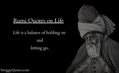 Rumi Quotes on Life with Images